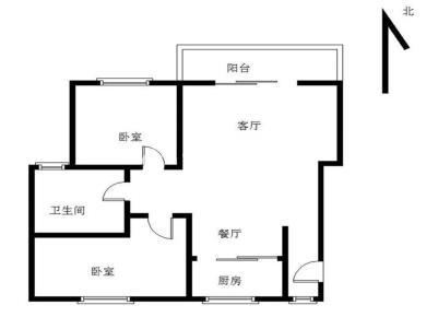 维多利亚 普装2房2厅 产权满二 朝南 双十海沧附校