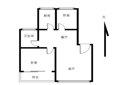 前埔北区二里精装两房,满五年