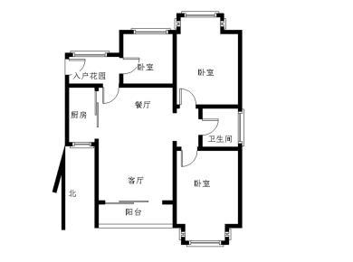 锦绣三房,送大入户花园,产权满五,业主诚售,随时看房