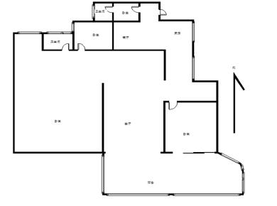 无敌海景,5星级家园5房2厅3尾