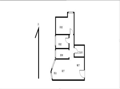 业主新装修拎包入住,电梯正规两房,