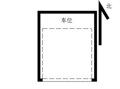 蓝湾国际 电梯口位置 车位出售