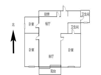 鑫利花园 正规三房两厅 莲龙 莲花 电梯中层
