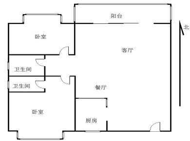 源昌豪庭二期 电梯高层 精装两房