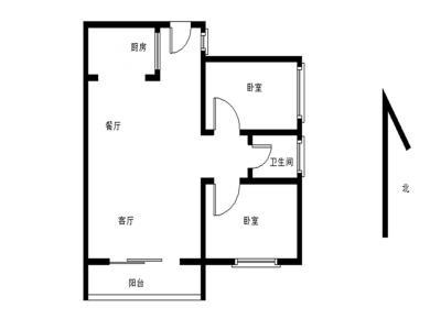 滨海社区 维多利亚看中庭两房出售 满两年 业主换房
