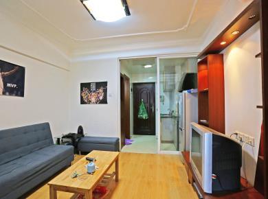 文灶 英才商厦 朝南 电梯正规一房 可2房 近地铁 满5年