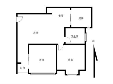 精装两房,交通便利,环境 绿化高,小区偏安静