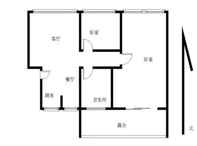 锦绣祥安 精装大二房 业主诚意 看房方便 价格可谈