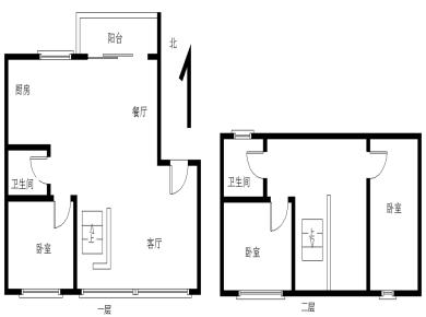 圣地亚哥自住精装三房,小洋楼