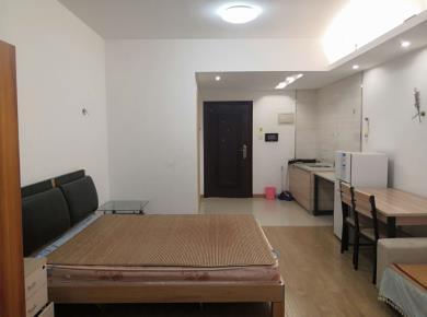 落户神器,黎安小镇精装单身公寓,业主换房出售。随时看房方便