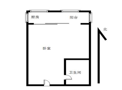 吕厝地铁口丨电梯高层丨新景园丨单身公寓丨满2年丨看房方便