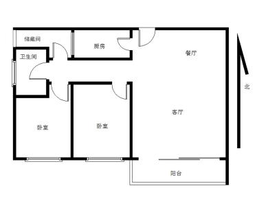 五缘公寓 高楼层看海 视野佳 自住精装修