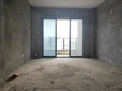 二房两厅一卫户型方正客厅卧室朝南采光通风全明格局