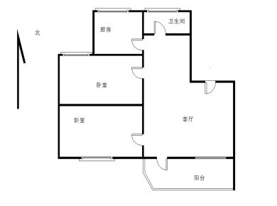 岳口安置房2居满二