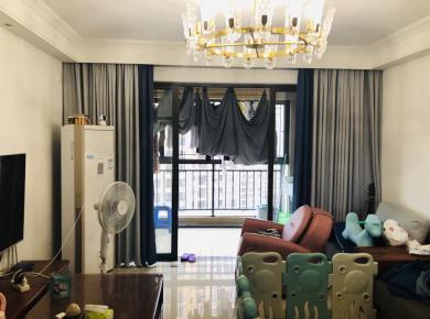 杏北新城 中海锦城国际 精装自住两房 拎包入住 交通方便