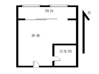09年福隆国际 挑高可做两层 1房可改2房 仅208万