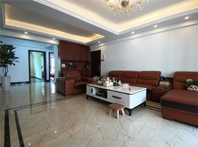 S.M,江头公园旁,国宝新城,楼中楼精装5房,单价37000