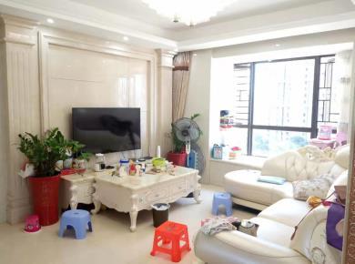 阳光城翡丽湾 自住精装修三房 全明发格局 视野开阔 满二年