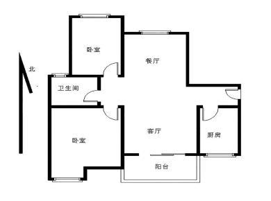 集美核心地段泉水湾南北透通,改三房高楼层,房东急售