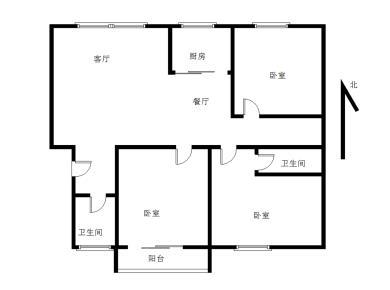 厦门周边角美仁和公寓 精装两房 满两年 业主急售
