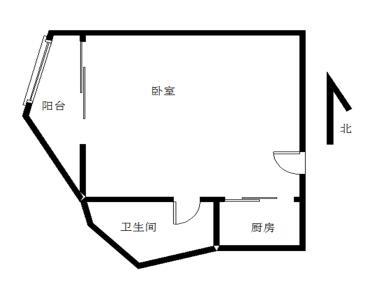 江头台湾街,电梯高层,正规一房,低首付,满二