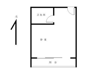 龙损花园单身公寓出售