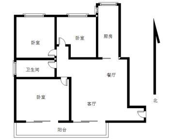 鹭江新城四期三房
