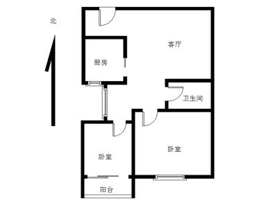 锦辉国际+电梯二房+实验学校