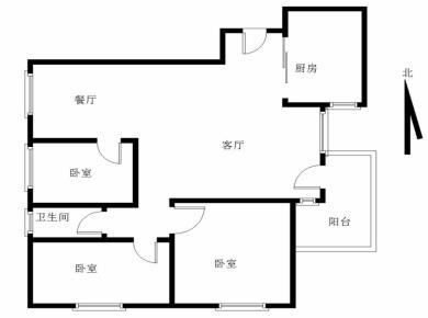 产权满2 电梯中层 精装3房 古龙御园 凤凰城旁 厦航同城