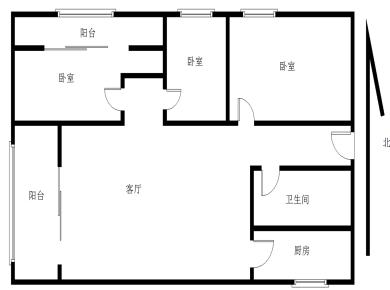厦大 大学路 恒达大厦 电梯 婚房装修 一室一厅 思明小学