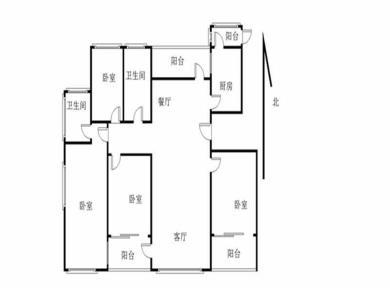 万科高层大四房,上海协和学校,赠送40平,周边三个大商场