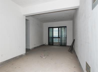 聚镇 毛坯2+1房 赠送20平面积 三面采光 看小区中庭