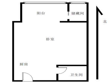 华天花园单身公寓