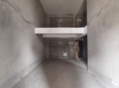 海沧旁联发楼中楼,赠送面积多可倒板,朝南,读北大培文