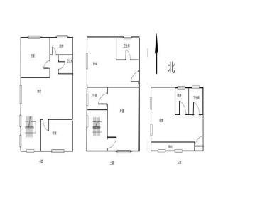 仙阁里花园小区 产权满两年7楼越8楼 楼中楼使用面积170
