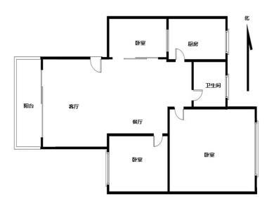 金尚路 9号线地铁房 金永昌家园 精装三房 即将满五唯一