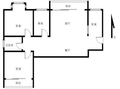 首付50 送入户三房 产权满五 随时看房