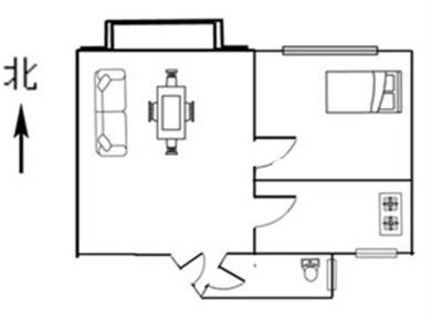 瑞景潘宅南 整改一房一厅 全明户型 精装修 满两年