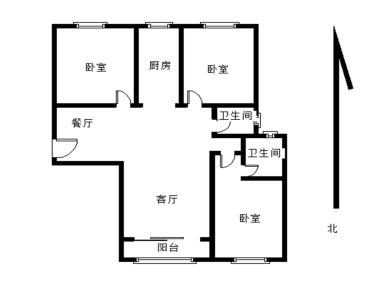 马銮湾地铁口旁,厦门院子108平精装大3房,拎包入住。