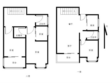 建发中央湾区精装楼中楼,品质小区,位置舒适4室2厅2卫