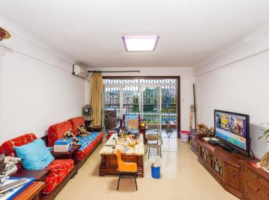 厅带阳台朝南·精装3房两卫 华林花园