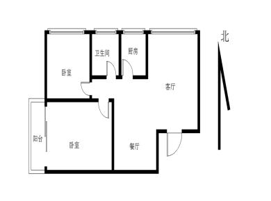 文灶,建达花园电梯两房,实验二小,一中双十