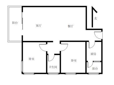 金尚路,艾德花園,精裝2房,看房方便