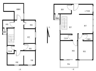 观音山 鑫塔水尚 6+1房 满两年 开发商5000一平米装修