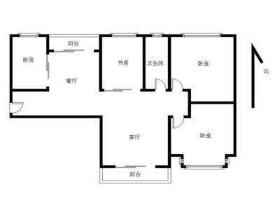 中海自住装修三房 位置好 安静不吵 高楼层 产权满二