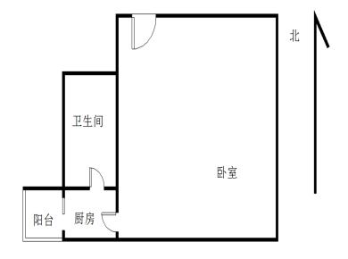 万象城旁 大洲城市花园 单身公寓 总价低