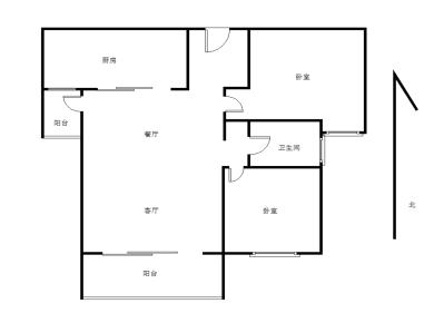 新出精装两房 业主二次精装 适合刚需 央企品质 看房随时
