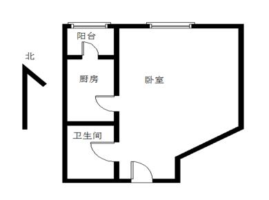 海沧周边水岸新城小区,精装一房一厅可拎包入住
