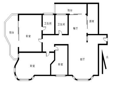 鸿山小区二期  三房   高层  地铁口  业主换房诚售