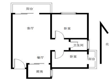 莲坂,国际文化大厦,精装修两房,电梯房,高楼层。